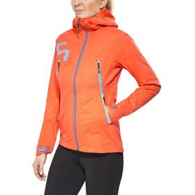 Cube AM Jacket Women orange